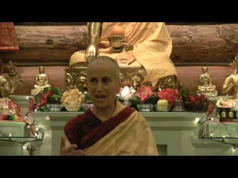 13 Green Tara Retreat: Motivation for Retreat, Part 3, 12-17-09