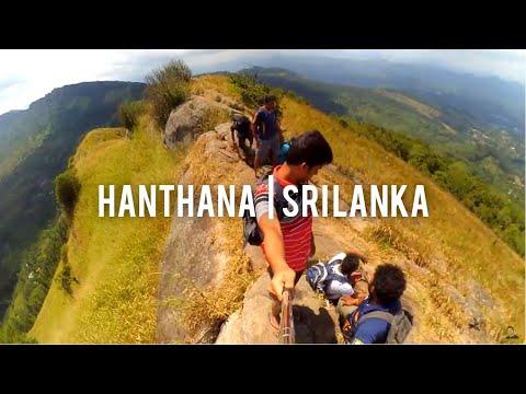 Walk to Hanthana Mountain Range