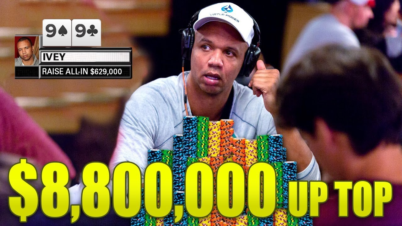 You WON'T BELIEVE What Phil Ivey Just Did (2018 WSOP Main Event)
