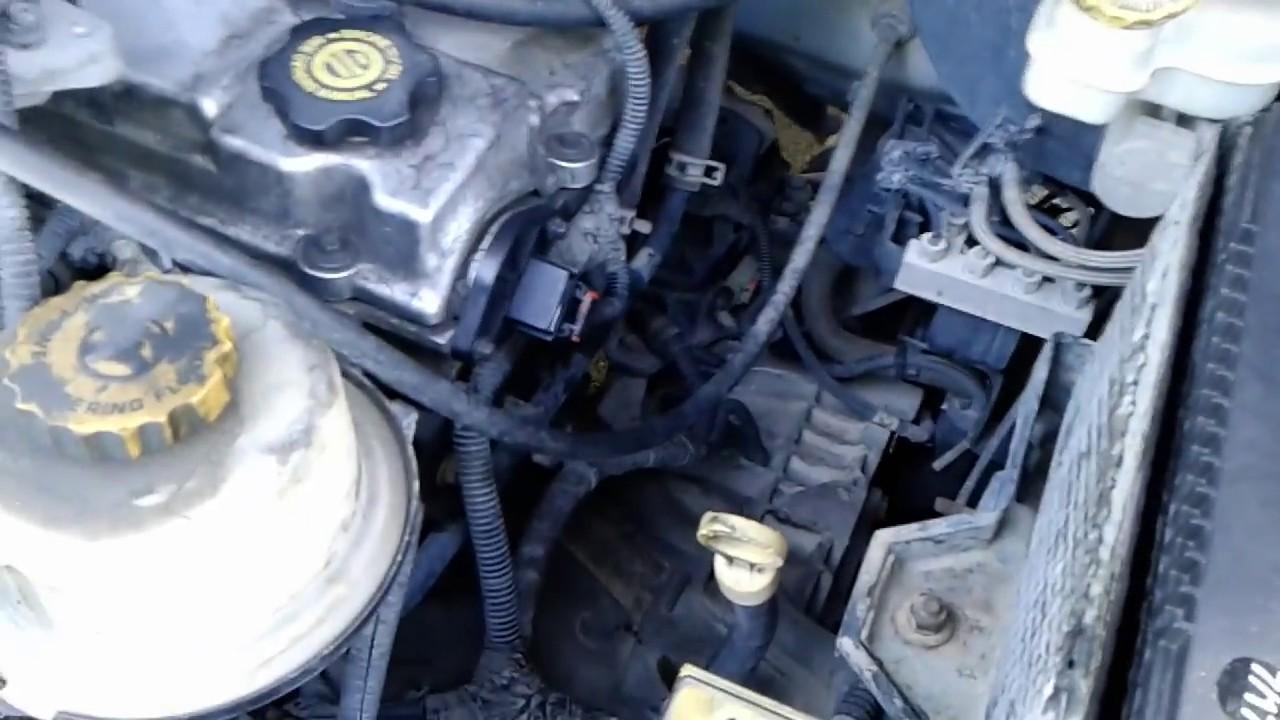 2003 Dodge Caravan Distributor Camshaft Position Sensor