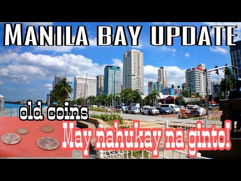 MANILA BAY UPDATE/MAY NAHUKAY NA GINTO!/anne dioneda
