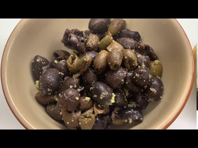 La recette de la semaine : la pintade aux olives