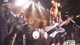 KISS - Got To Choose - House Of Blues, Los Angeles - 02/14/2014 (Mending Kids International)
