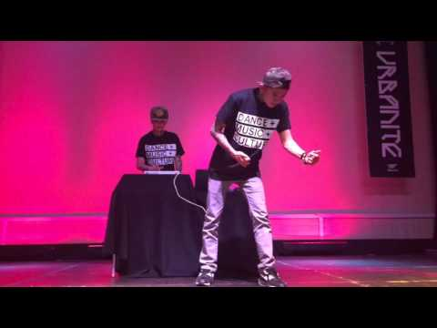 Arius - Freestyling  @Urbanite (Dumbo Poreotics x Tessalizz)