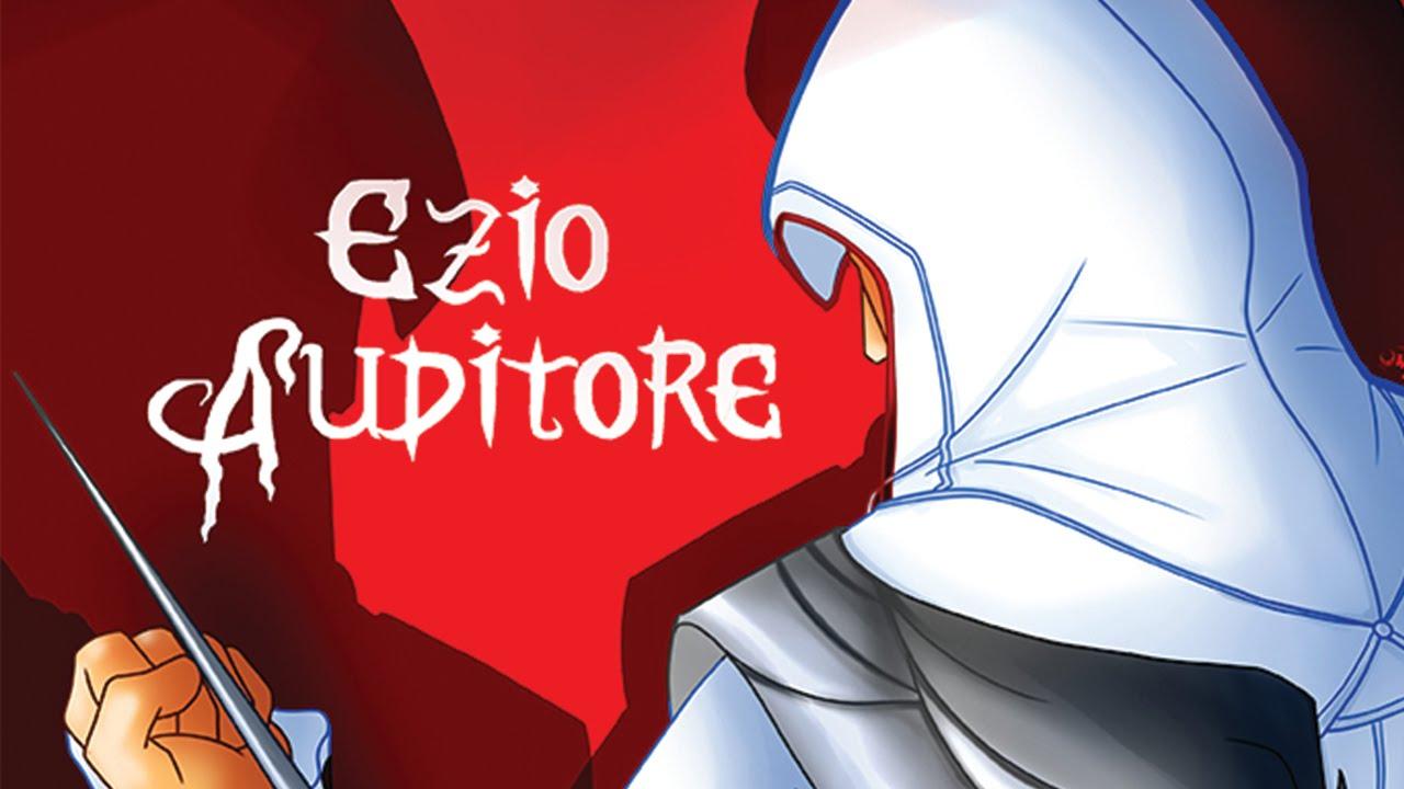 Ezio Auditore Da Firenze From Assassin S Creed Fanart By