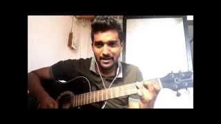 "Guitar cover of Goan song ""Ya Ya Maya Ya"""