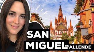 LA CIUDAD MAS BONITA DE MEXICO: SAN MIGUEL DE ALLENDE - VENEZOLANA EN MEXICO @ANDREALAYON