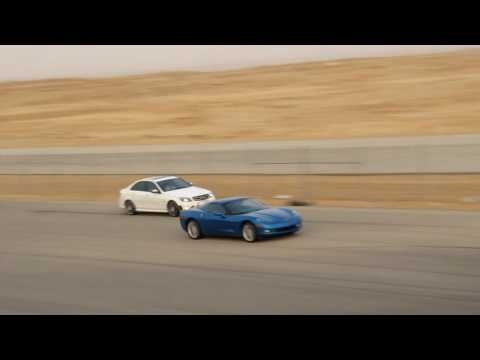 Corvette C6 VS Mercedes C63