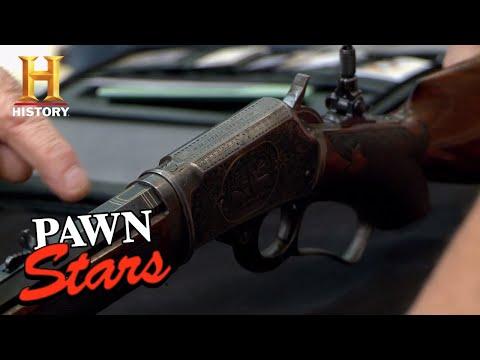 Pawn Stars: Rifles | History