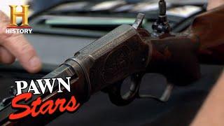 Pawn Stars: Rifles   History