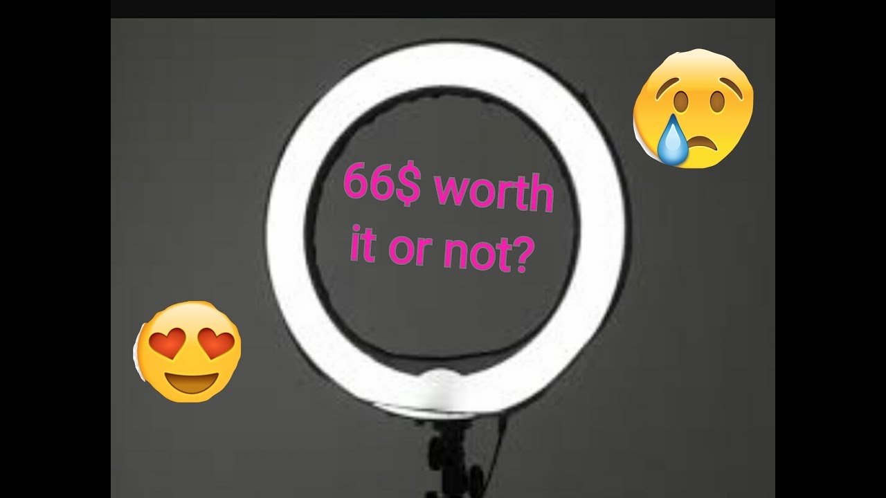 cheap ring light only 66