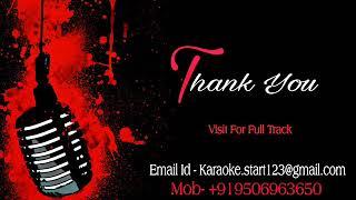 Tukur Tukur Karaoke Hq Dilwale High Quality