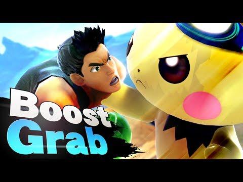 Smash Ultimate - Roll Cancel Boost Grab