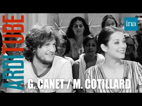 Suite de l' de Marion Cotillard et Guillaume Canet  Archive INA