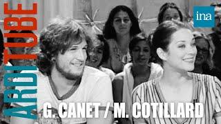 Suite de l'interview de Marion Cotillard et Guillaume Canet - Archive INA