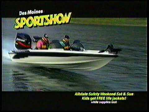 Annual Des Moines Sports Show - 2005