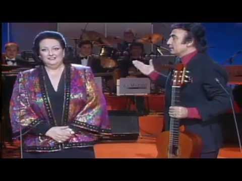 Montserrat Caballé -  Peret -  Rumba 1992