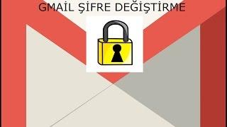 Gmail Şifre Değiştirme (TÜRKÇE SESLİ)