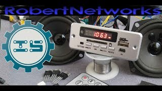 ICStation Mp3 Bluethoot 5v Module Review - RobertNetworks