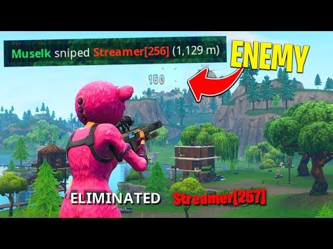 so i hit a 1100m + snipe....