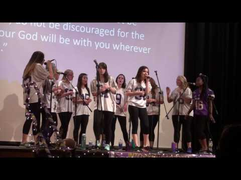 Fight Song/Amazing Grace - Into Hymn Spring concert 2017