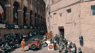#1000Miglia2019 - Tappa 2 / Leg 2 Cervia Milano Marittima - Roma