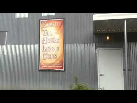 LCORPS AT EMMETT Till Museum Glendora Mississippi