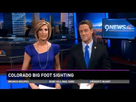 Woman Spots Bigfoot In Colorado Very Credible Incident - 1-20-14