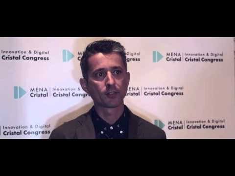 MENA Cristal ID Congress 2016 - Interview of Mike Fairburn -