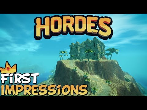 "Hordes.IO MMORPG First Impressions ""Is It Worth Playing?"""