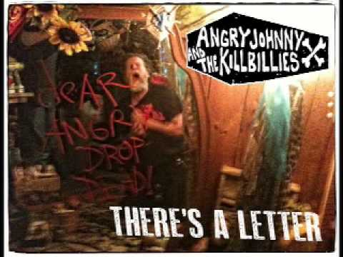 Angry Johnny And The Killbillies-There
