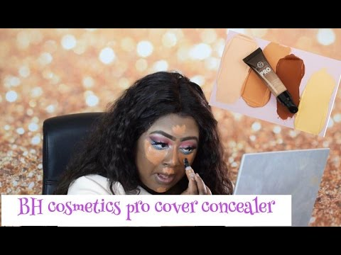 Studio Pro Total Coverage Concealer by BH Cosmetics #14