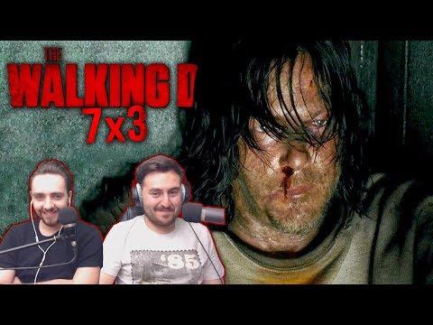 The Walking Dead Season 7 Episode 3 Reaction