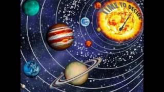 Макет солнечной системы своими руками