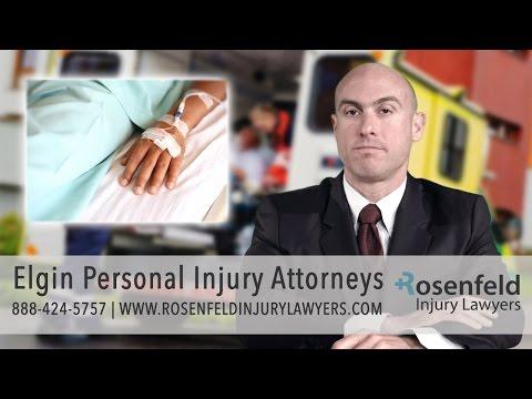 Top Elgin Personal Injury Attorneys | Rosenfeld Injury Lawyers