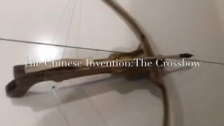 Mr Jáuregui Chinese invention project(cringe alert)