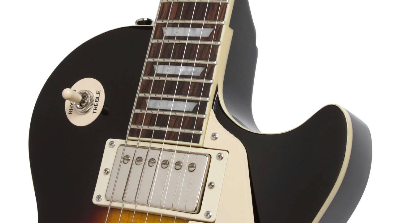Les Paul Standard PlusTop Pro Electric Guitar Mojave Fade