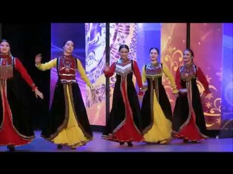 "Башкирский танец ""Узоры""/""Биҙәктәр"""