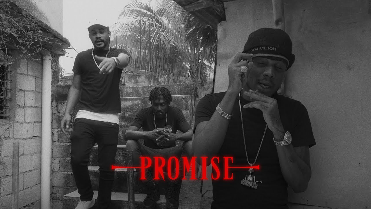 Download Masicka  x Shane Skull X Wirebrain - Promise (Official Video)