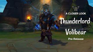 Thunderlord Volibear 2020 (Pre-Release)