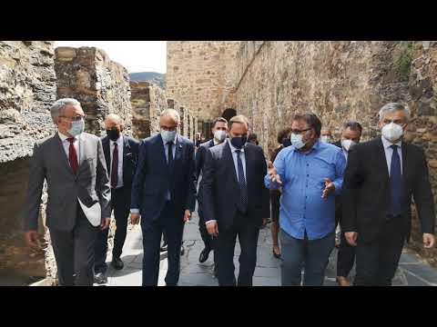 castillo Ponferrada inauguración obras rehabilitación
