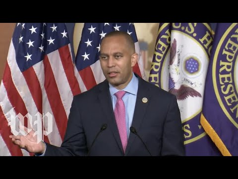 WATCH: House Democrats hold a news conference on coronavirus pandemic