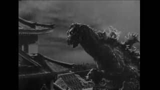 Godzilla Raids Again (1955) - Newsflash/Special Announcement