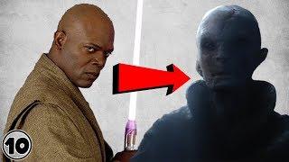 Top 10 Star Wars Fan Theories