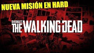 MISIÓN DESBLOQUEADA EN DIFÍCIL - OVERKILL´S THE WALKING DEAD BETA   Gameplay Español