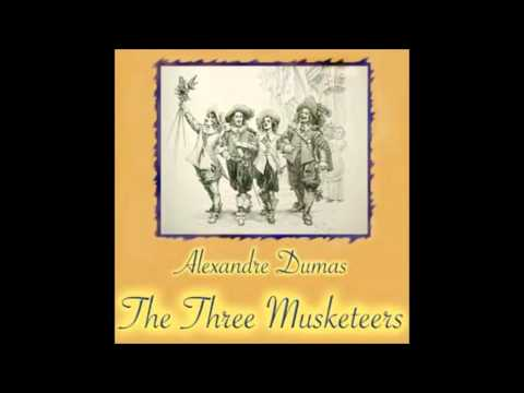 The Three Musketeers audiobook - part 1