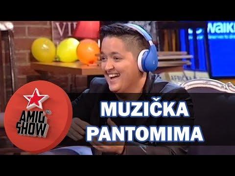 Muzička Pantomima - Ami G Show S11 - E25