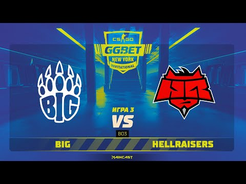 BIG vs HellRaisers vod
