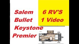 RV SHOPPING!! 6 RV'S ONE VIDEO!! thumbnail
