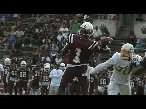 Morehouse vs Kentucky State: 2017 SIAC Football